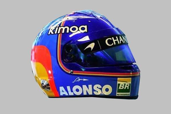 Casco Alonso